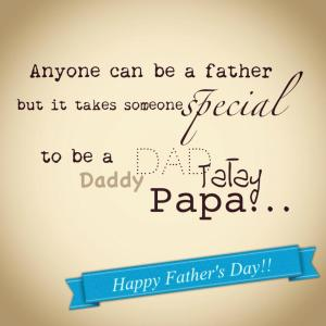 Father's Day greeting shared by Roselle Janolino Animo on Facebook