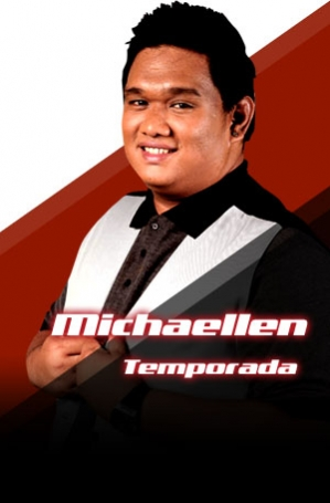 MICHAELLEN TEMPORADO, photo from The Voice of the Philippines website