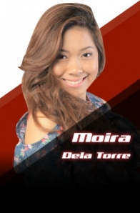 MOIRA DELA TORRE, a voice talent for commercials. Photo from thevoice.abs-cbn.com