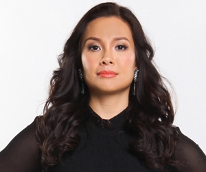 Lea Salonga's photo from The Voice website, ABS-CBN