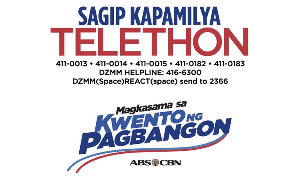 Sagip Kapamilya numbers