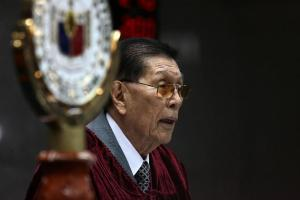Former Senate President Juan Ponce-Enrile, courtesy of his Facebook page