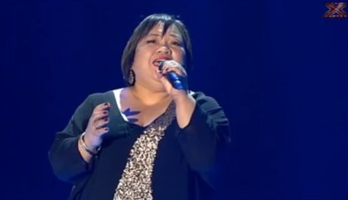HER WAY: Rose Fostanes made an autobio of X-Factor – indayvarona