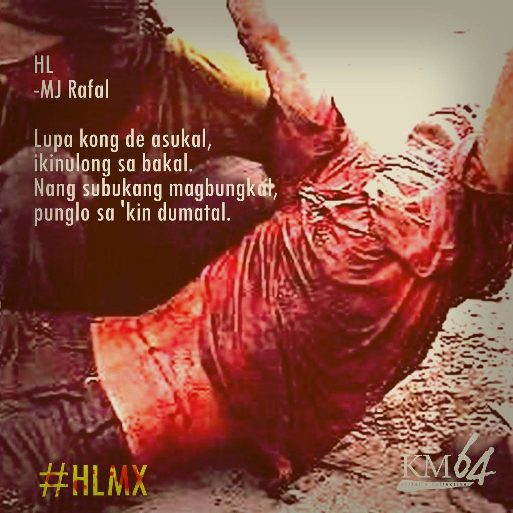 Photo of a victim of Hacienda Luisita massacre by KM64