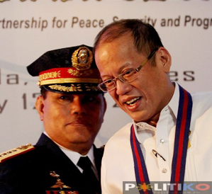 President Benigno Aquino III and suspended (and now resigned) national police chief Alan Purisima go a long way back.