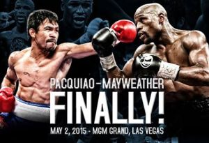 Time running out? The world had been waiting five years for The Fight of the Century, and Manny Pacquiao or Floyd Mayweather are no longer at their prime.