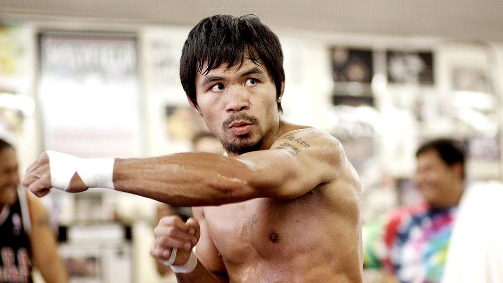 Always a fighter with flair, Manny Pacquiao got big credit when he started boxing smart.