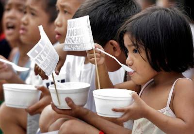 malnutrition among Pinoy kids
