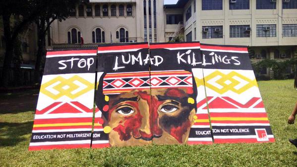 From #StopLumadKillings Twitter thread