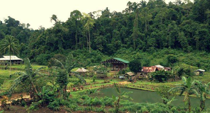 In this section of Caraga's Andap Valley complex, Lumad had built a thriving, self-sufficient community despite government neglect. Now, armed men on a killing spree have driven them out of their homeland.
