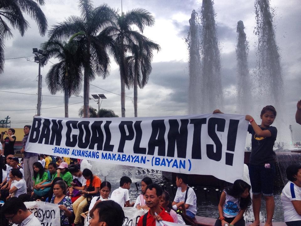 ban coal - kathy yamzon