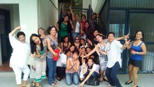 Majority of Hongkong OFWs are women and they are capable organisers and movers for advcoacies
