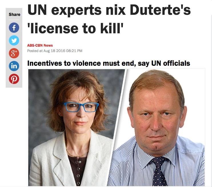 UN experts new